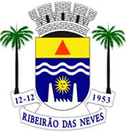 Brasão del município de Ribeirão das Neves