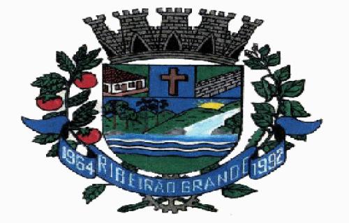 Brasão del município de Ribeirão Grande