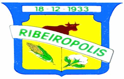 Brasão del município de Ribeirópolis
