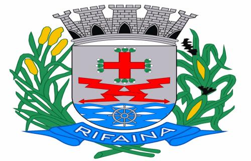 Brasão del município de Rifaina