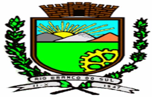 Brasão del município de Rio Branco do Sul
