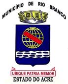 Brasão del município de Rio Branco