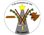Brasão del município de Rio Crespo