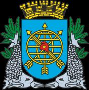Brasão del município de Rio de Janeiro