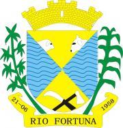 Brasão del município de Rio Fortuna