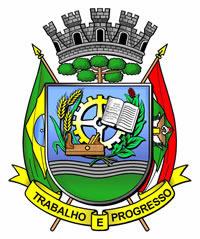 Brasão del município de Rio Negrinho