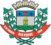 Brasão del município de Rio Verde