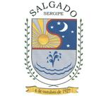 Brasão del município de Salgado