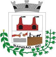 Brasão del município de Sangão
