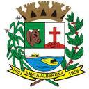 Brasão del município de Santa Albertina