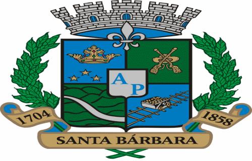 Brasão del município de Santa Bárbara