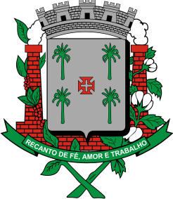 Brasão del município de Santa Cruz das Palmeiras
