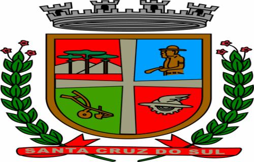 Brasão del município de Santa Cruz do Sul