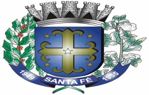 Brasão del município de Santa Fé