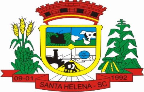 Brasão del município de Santa Helena