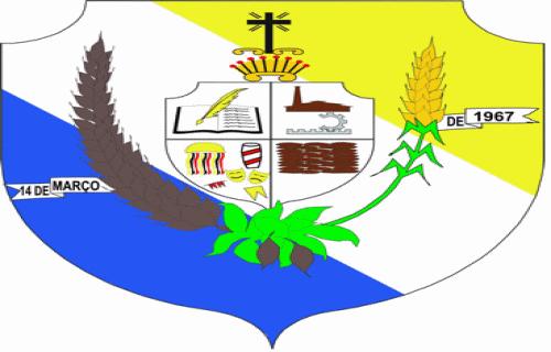 Brasão del município de Santa Inês