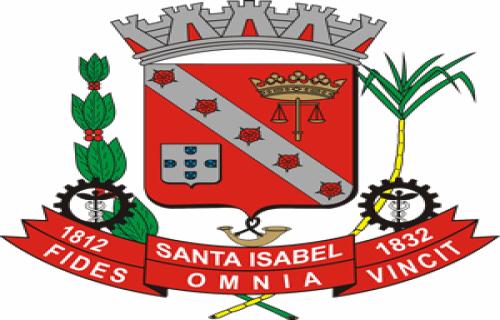 Brasão del município de Santa Isabel