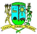 Brasão del município de Santa Izabel do Oeste