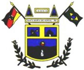 Brasão del município de Santa Maria do Herval