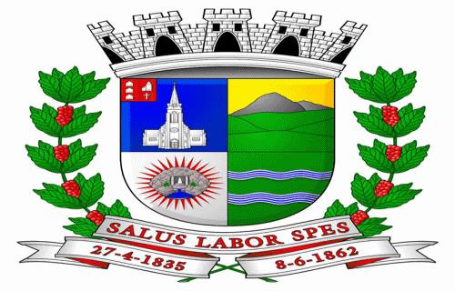 Brasão del município de Santa Maria Madalena