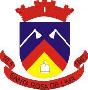 Brasão del município de Santa Rosa de Lima