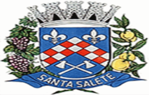 Brasão del município de Santa Salete