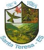 Brasão del município de Santa Teresa