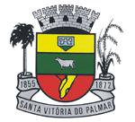 Brasão del município de Santa Vitória do Palmar