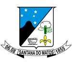 Brasão del município de Santana do Matos