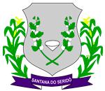 Brasão del município de Santana do Seridó