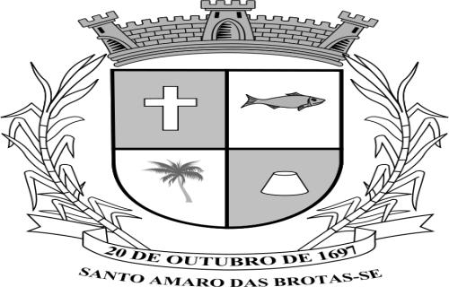 Brasão del município de Santo Amaro das Brotas