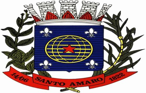 Brasão del município de Santo Amaro