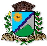 Brasão del município de Santo Antônio da Platina