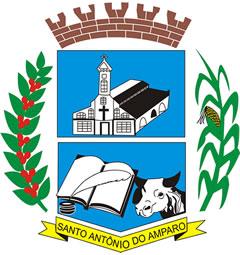 Brasão del município de Santo Antônio do Amparo