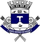 Brasão del município de Santo Antônio do Monte