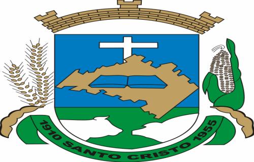 Brasão del município de Santo Cristo