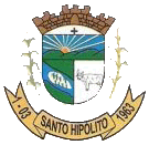 Brasão del município de Santo Hipólito