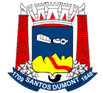 Brasão del município de Santos Dumont