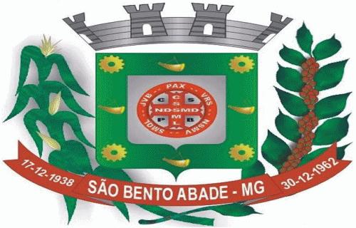 Brasão del município de São Bento Abade