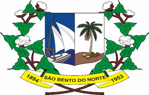 Brasão del município de São Bento do Norte