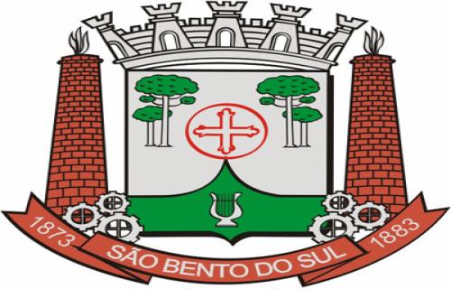 Brasão del município de São Bento do Sul
