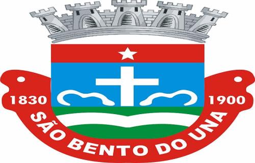 Brasão del município de São Bento do Una