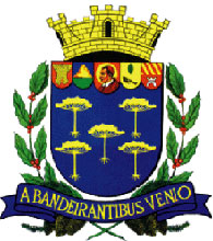 Brasão del município de São Carlos