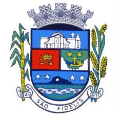 Brasão del município de São Fidélis