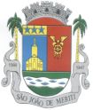 Brasão del município de São João de Meriti
