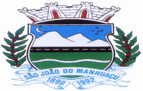 Brasão del município de São João do Manhuaçu