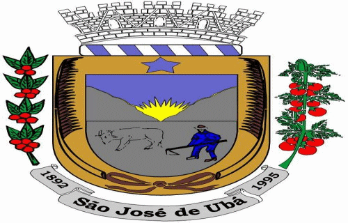 Brasão del município de São José de Ubá