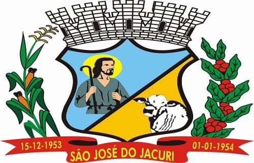 Brasão del município de São José do Jacuri