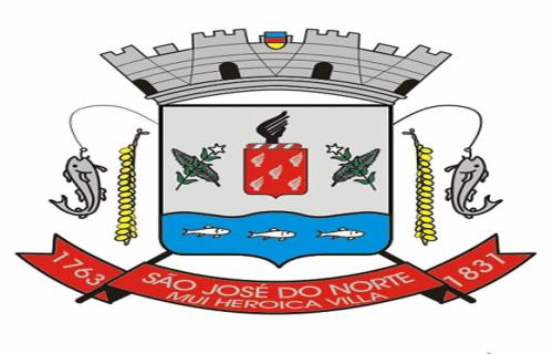 Brasão del município de São José do Norte