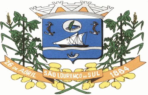 Brasão del município de São Lourenço do Sul